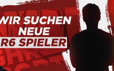 GHR eSports – R6(PS4) New Team Bullet