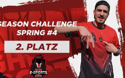 Team Mystik | ESL Season Challenge Spring – Platz 2