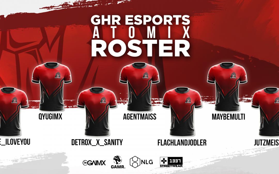 Neues R6 PS4 Team|Vorstellung – Team Atomix