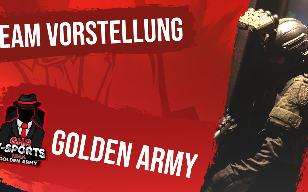 Call of Duty – Team Golden Army | Vorstellung