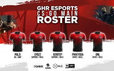 CSGO – Main Team | Vorstellung
