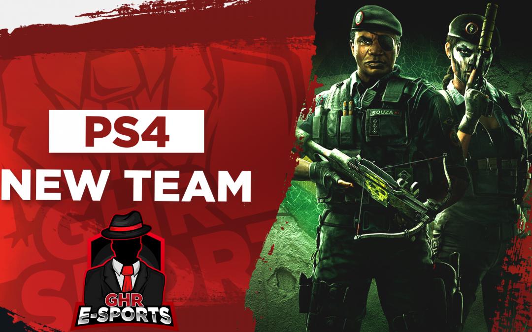 Neues Rainbow Six PS4 Team | Vorstellung