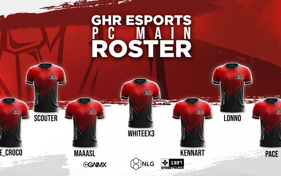 R6S – PC | Main Team – Vorstellung