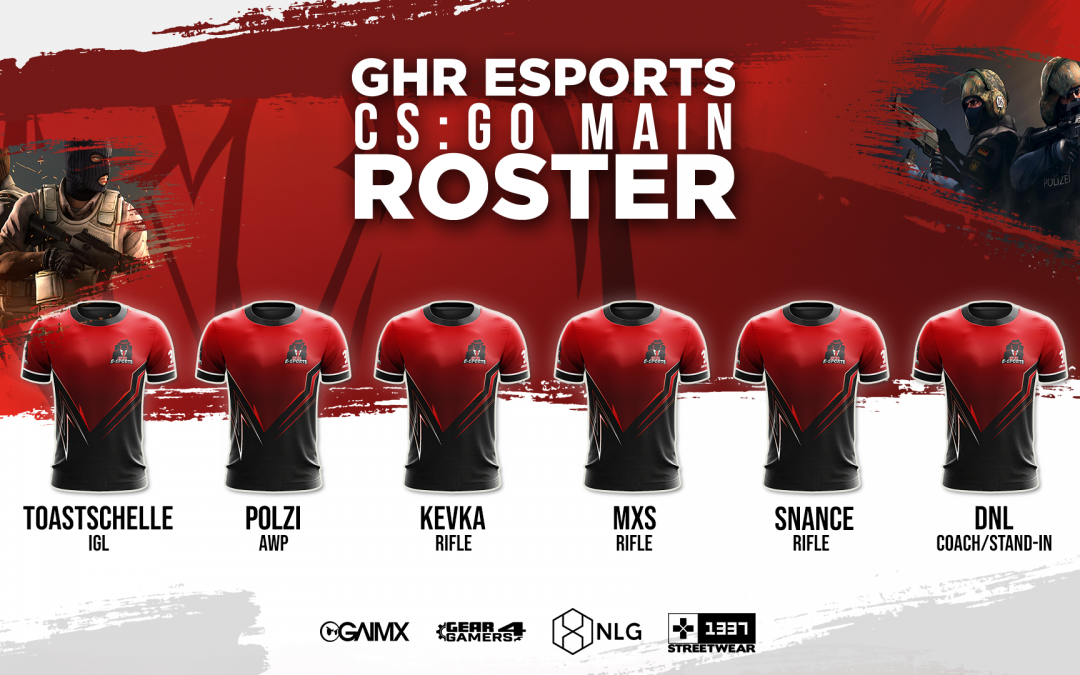 CSGO – Main Team | New Roster