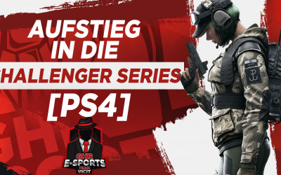 Rainbow Six Siege – Team Vicit | Aufstieg in die  Challenger Series