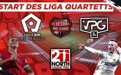 FIFA Pro Club | 4 Ligen – ein Team – ein Ziel