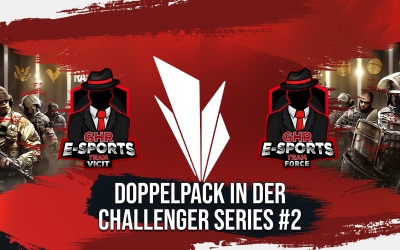 Rainbow Six Siege [PS4] | Im Doppelpack in der Challenger Series #2