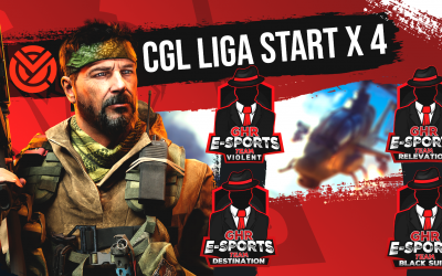 Call of Duty – Start der Competitive Gaming League