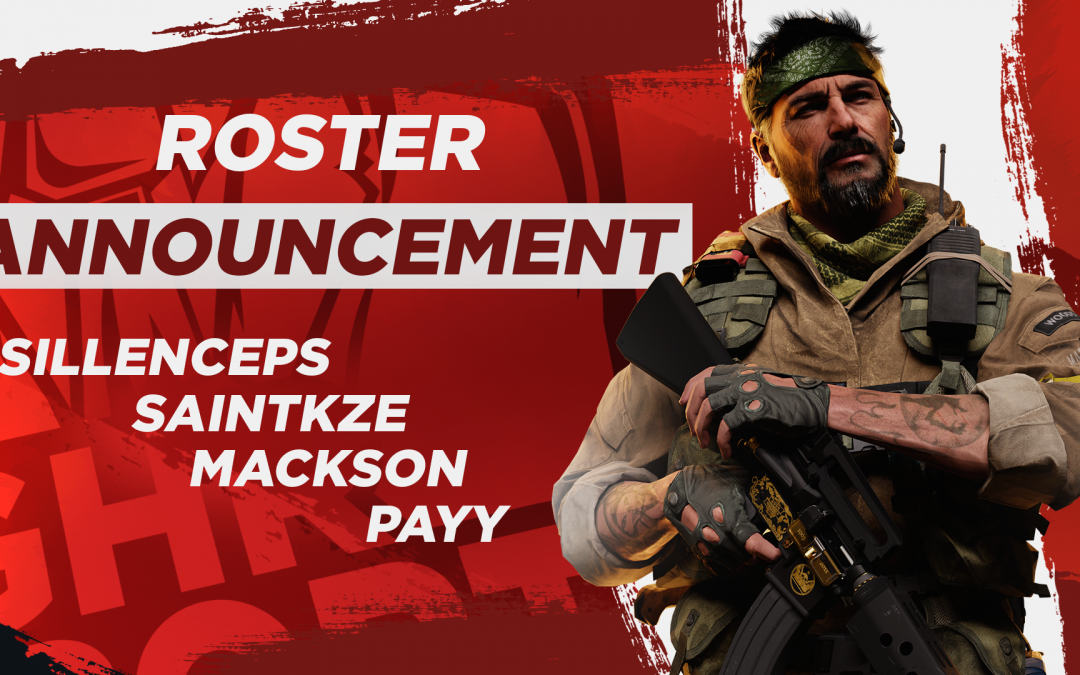 Call of Duty – New Allmode Team | Roster Announcement