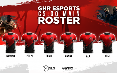 CS:GO Main Team – Roster Announcement