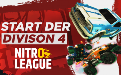 Rocket League | Start der Nitro League – Division 4