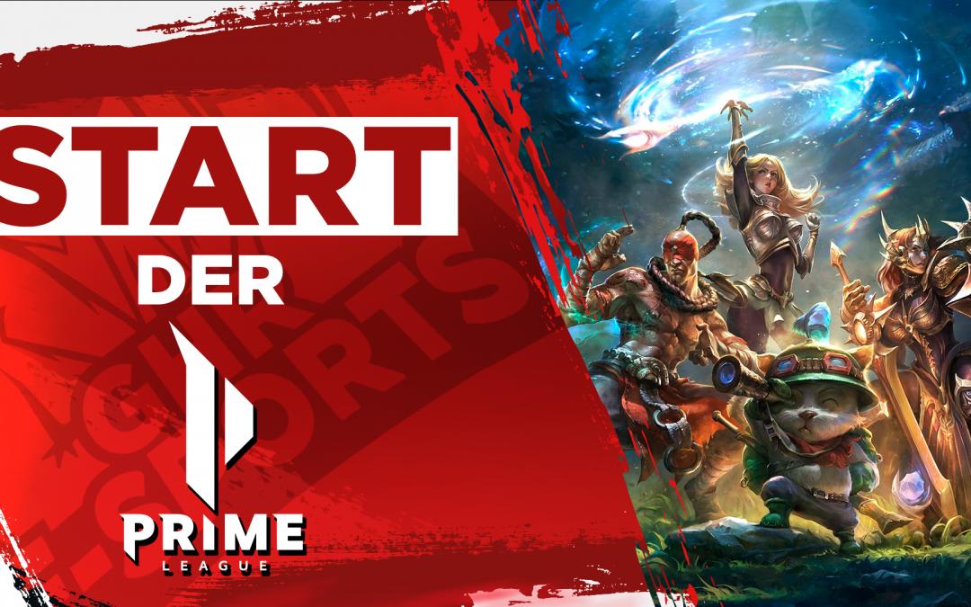 League of Legends | Start der Prime League
