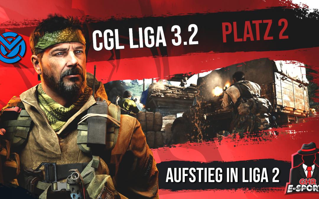 Call of Duty – Main Team | CGL Aufstieg in Liga 2