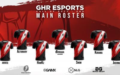 Call of Duty – CGL Liga Start – Main Roster